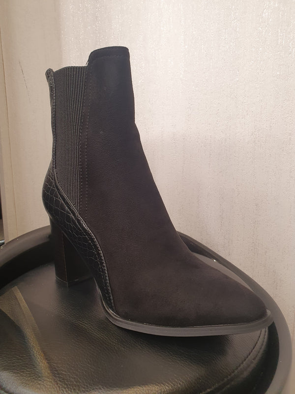 Hayley two tone boot