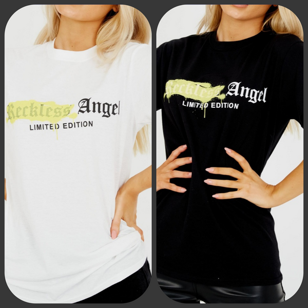 Reckless Angel Tee