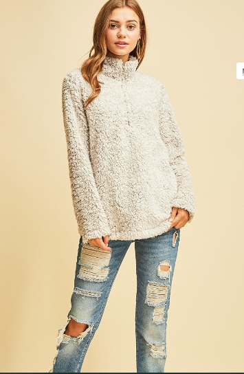 Dakota Cozy Pullover