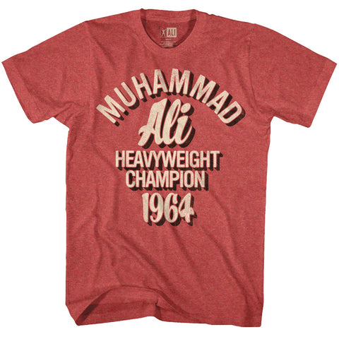 Muhammad Ali - Two Sided HC 1964 T-Shirt