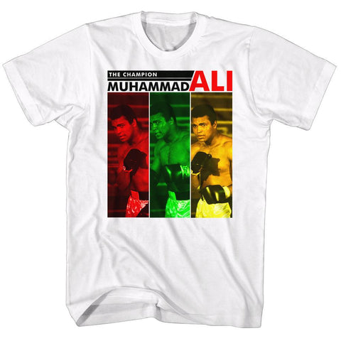 Muhammad Ali - Two Sided Champion T-Shirt