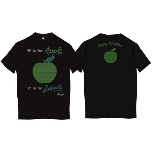The Beatles - A is for Apple Vintage 2 Sided T-Shirt