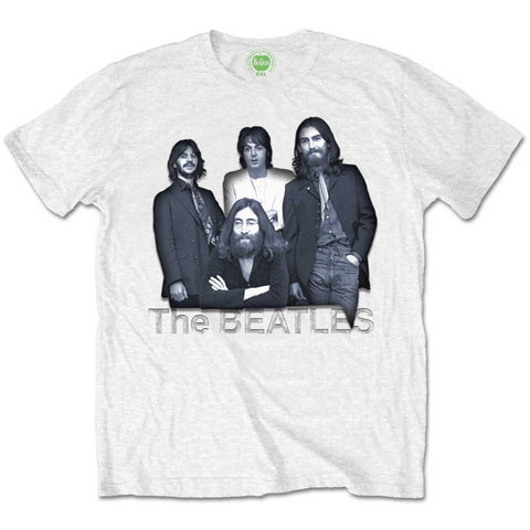The Beatles - Tittenhurst Table Rare T-Shirt