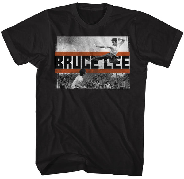 Bruce Lee - Fly Kick T-Shirt