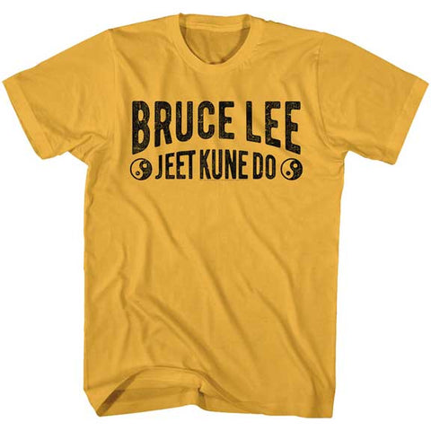 Bruce Lee - JEET DUNE DO TEXT T-Shirt - Rock Our Tshirts