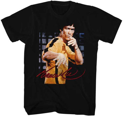 Bruce Lee - Classic Bruce Lee T-Shirt - Rock Our Tshirts