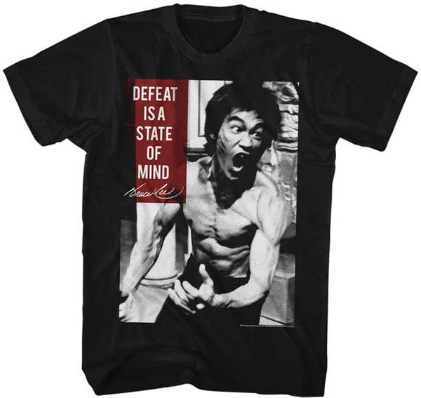 Bruce Lee - Total State Of Mind T-Shirt