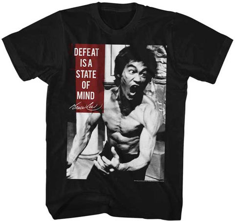 Bruce Lee - Total State Of Mind T-Shirt - Rock Our Tshirts