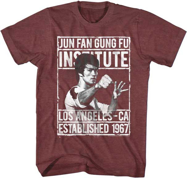 Bruce Lee - The Insitute JFGF T-Shirt