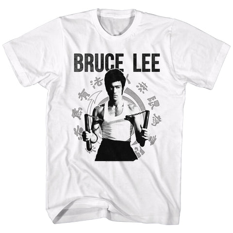 Bruce Lee - Chucks T-Shirt