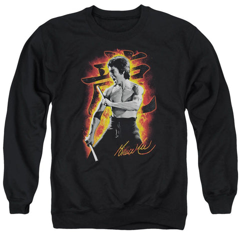 Bruce Lee - The Dragon Fire Sweatshirt