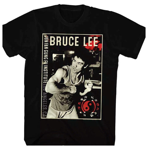 Bruce Lee - Mr. Bruce T-Shirt - Rock Our Tshirts