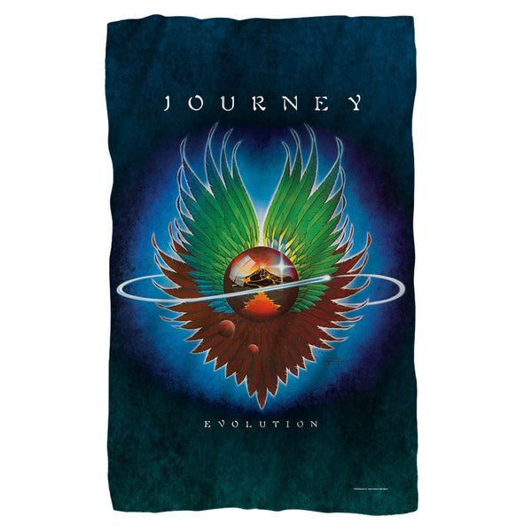 Journey - Evolution Home Polar Fleece Blanket