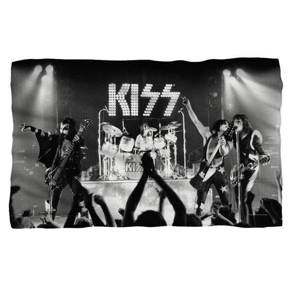 KISS - Stage Lights Polar Fleece Blanket
