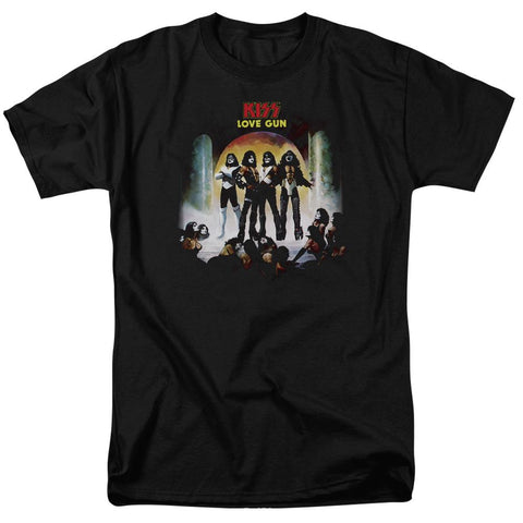 KISS -Love Gun Album Cover T-Shirt