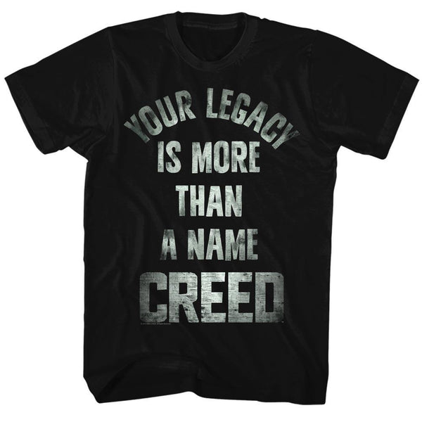 Rocky - Creed Movie Legacy T-Shirt