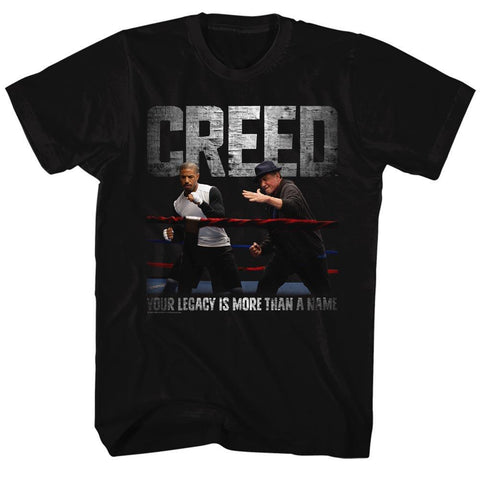 Rocky - Creed Movie Rocky Training T-Shirt