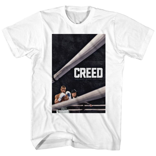 Rocky - Creed Boxing Poster T-Shirt