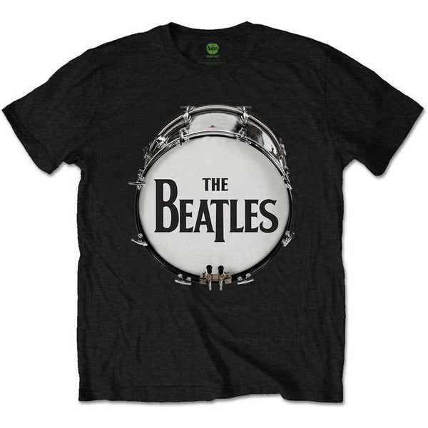 The Beatles - Original Drum Skin T-Shirt