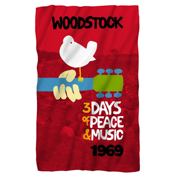 Woodstock - Original Classic Polar Fleece Blanket