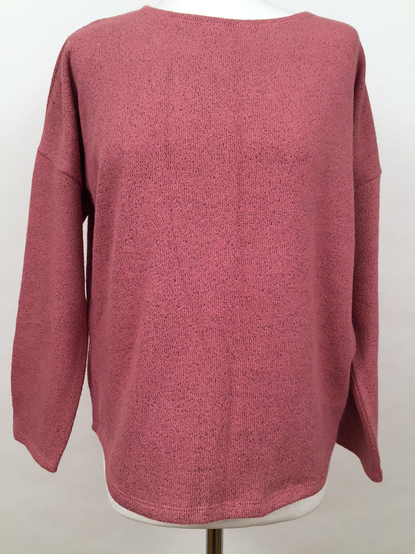 Long Sleeve Top - Pink soft