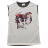 Masque Sleeveless T-Shirt - Skull