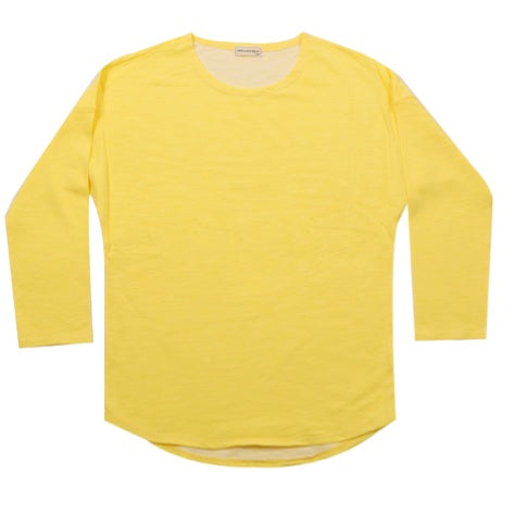 Long Sleeve Top - Yellow