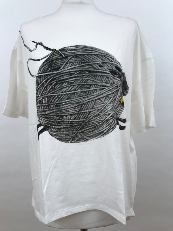 Oii Oversize T-Shirt - Sheep String