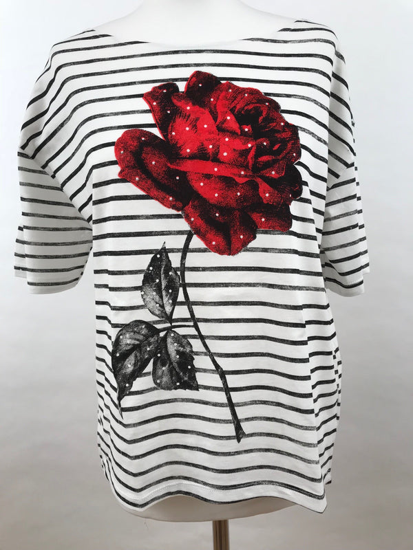Oii Oversize T-Shirt - Rose
