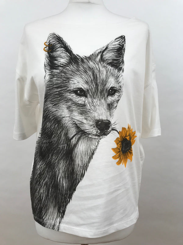 Oii Oversize T-Shirt Fox