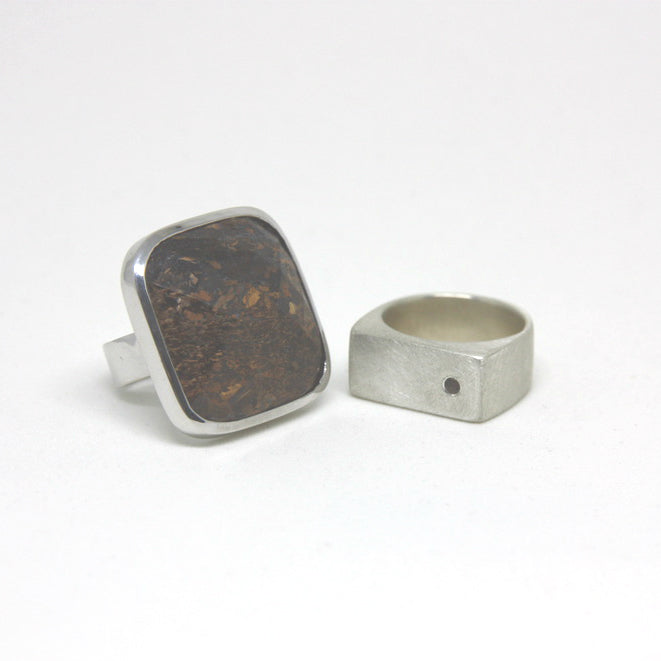 Wedding Rings Terra & Signet Terra Touch