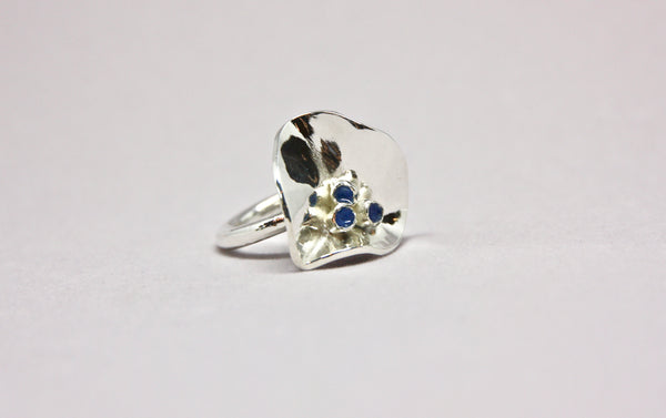 Hommage Flower Ring