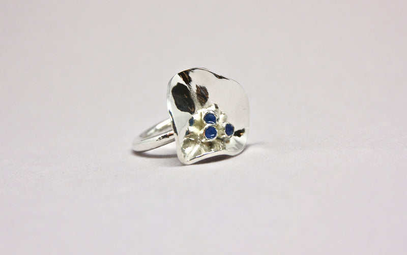 Homage Flower Ring