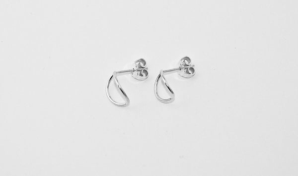 TEEN Leaf Earring Mini