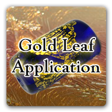 Gold Leaf Application Tutorial - Digital Download