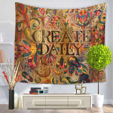 Create Daily Tapestry