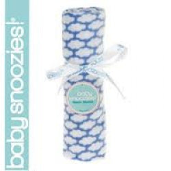 Snoozie Fleece Blanket - Cloud