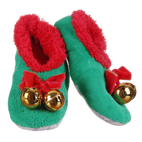 Christmas Jingle Bells - Green