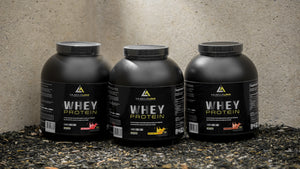 Whey Protein by Musclelinx