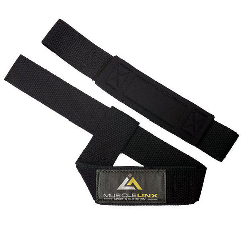Musclelinx Neoprene padded Lifting Straps