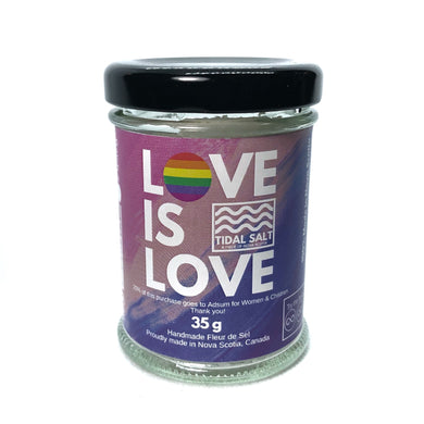 Tidal Salt Fleur de Sel (Love is Love Edition)