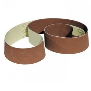 "Aluminum Oxide X-weight Sanding Belts- 2"" x 72""- 80-800 Grit - Maker Material Supply"