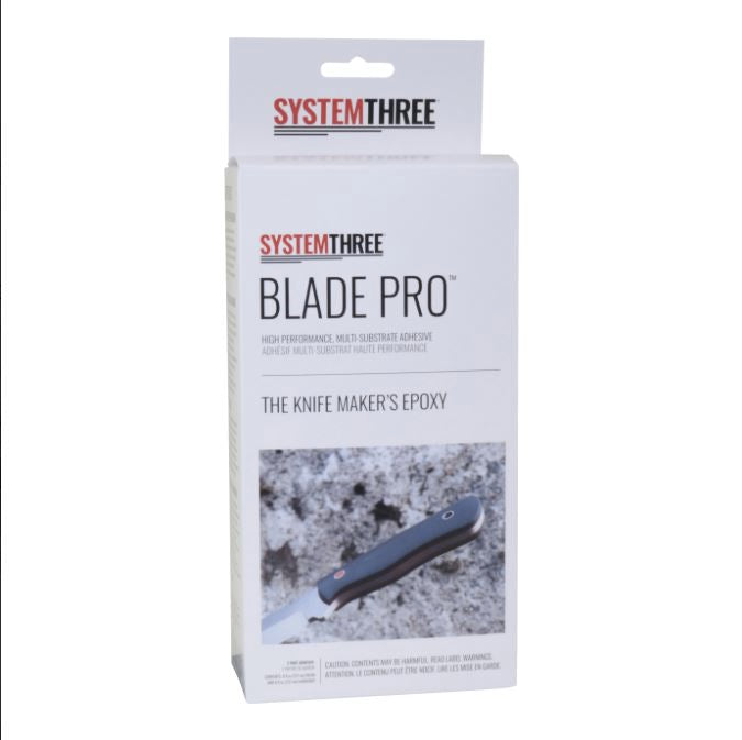 Blade Pro- Knifemaking Epoxy Adhesive- System Three Resins - Maker Material Supply