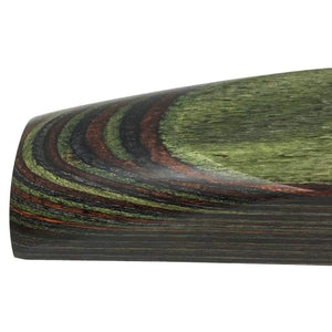 "Pen Turning Blank- Dymalux- GREEN MTN CAMO- Laminated Wood - 1"" x 1"" x 5.25"" - Maker Material Supply"