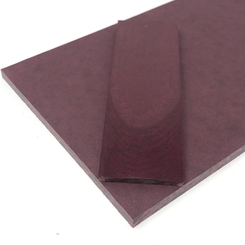 Richlite- REDSTONE- Sheet- Various Sizes - Maker Material Supply