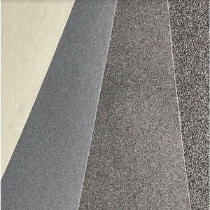 "Wet or Dry Silicon Carbide Sandpaper- 9"" x 11"" Sheets- 60-2500 Grit - Maker Material Supply"