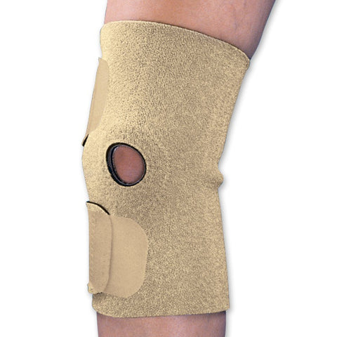 Fits All Open Patella Knee Support - Chiropractic Supplies