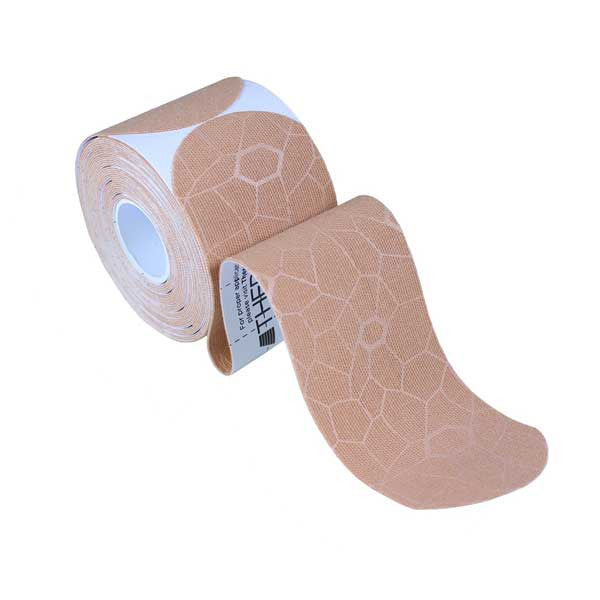 "TheraBand Tape Precut Roll 2""x 10"" Strips - Chiropractic Supplies"