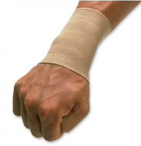 Elastic Slip-On Wrist Brace - Chiropractic Supplies