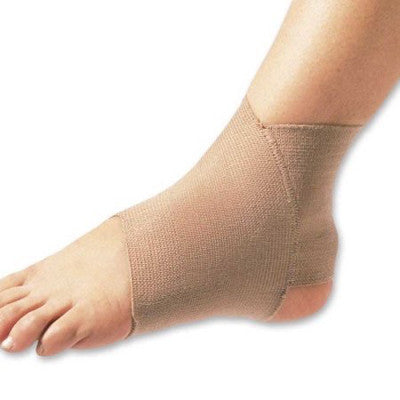 Elastic Pull-on Ankle Brace - Chiropractic Supplies